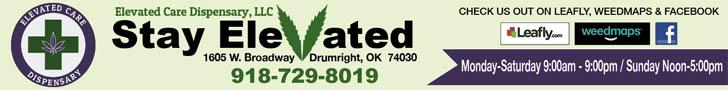 https://www.facebook.com/Elevated-Care-Dispensary-406607896543730/