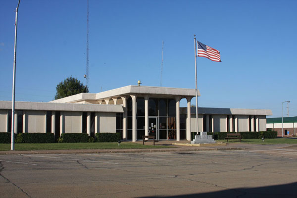 Cushing City Hall