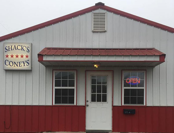 Shack's Coneys in Drumright
