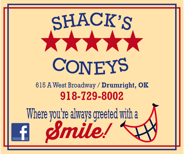 https://www.facebook.com/Shacks-Coneys-210822476008481/